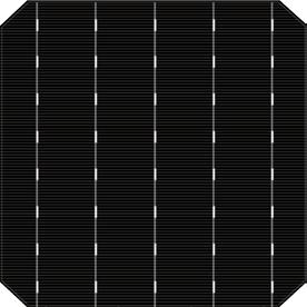 Solar cell PERC